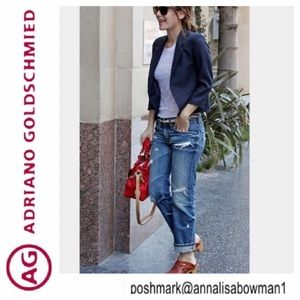 Ag Adriano Goldschmied Jeans - 🌸Just In....Adriano Goldschmied Ex-Boyfriend Crop